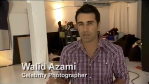 Walid Azami, Make Me A Supermodel appearance