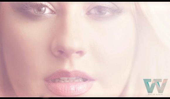 Christina Aguilera, by Walid Azami
